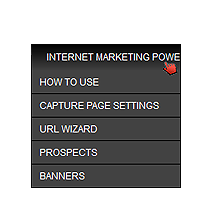 Lotto Magic Back Office - Online Internat marketing, capture pages and free banners