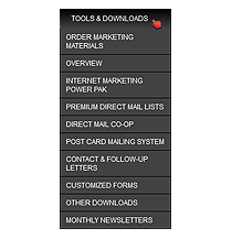 Lotto Magic Back Office - Free marketing tools, team downloads and lead follow-up